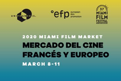 Mercado del Cine Francés y Europeo at the Miami Film Festival