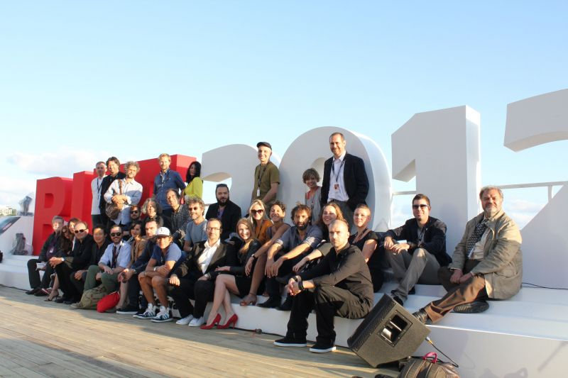 European Articistic Delegation in Busan 2012 © Mindy Sisco