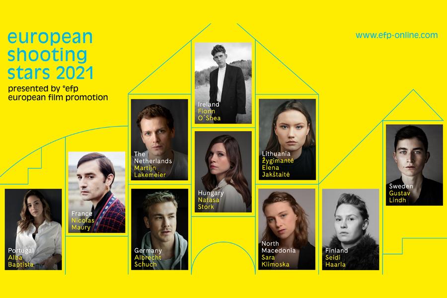 EFP EUROPEAN SHOOTING STARS 2021 | European Film Promotion