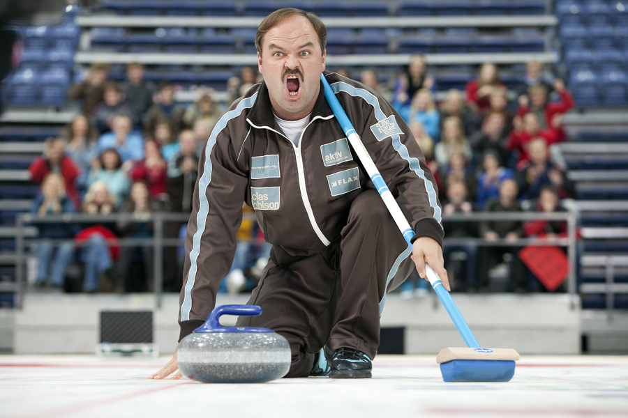 KING CURLING by Ole Endresen